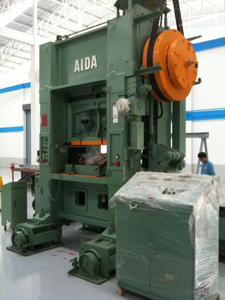 Aida 125 Tons - 2 Units